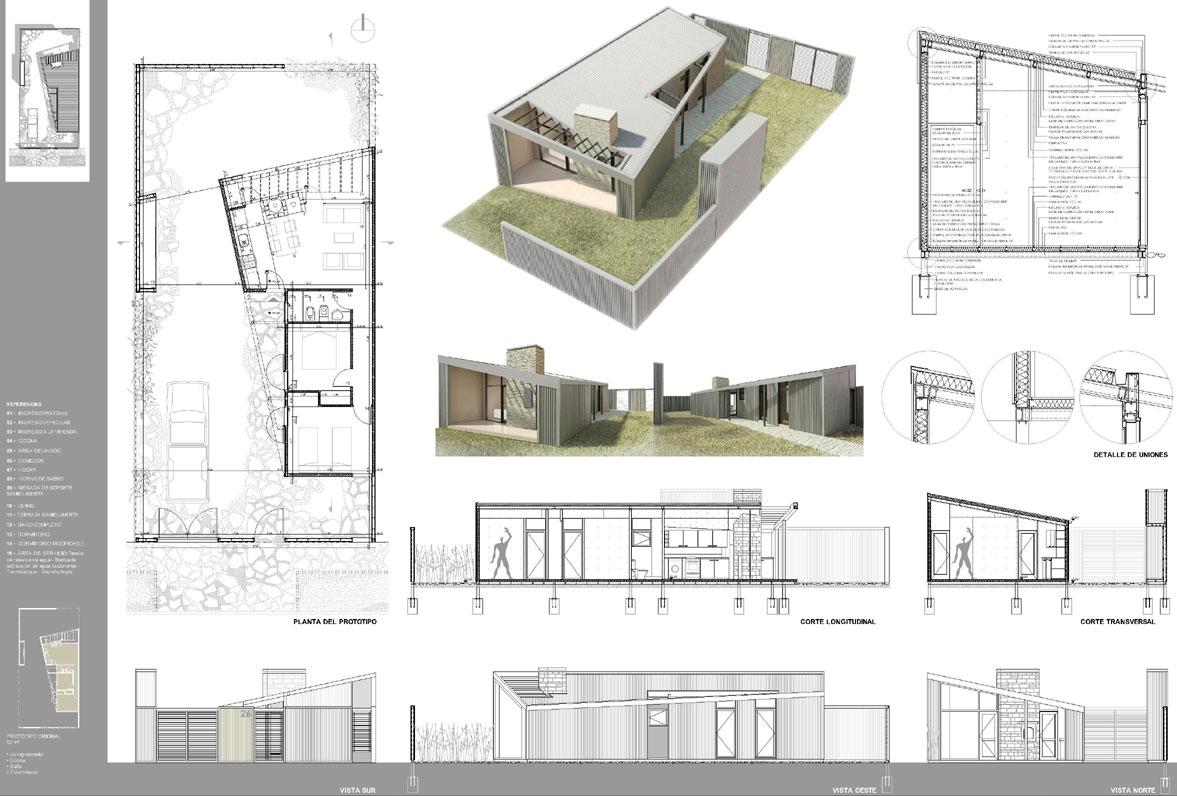 Proyectos zb arquitectura for Arquitectura rosario
