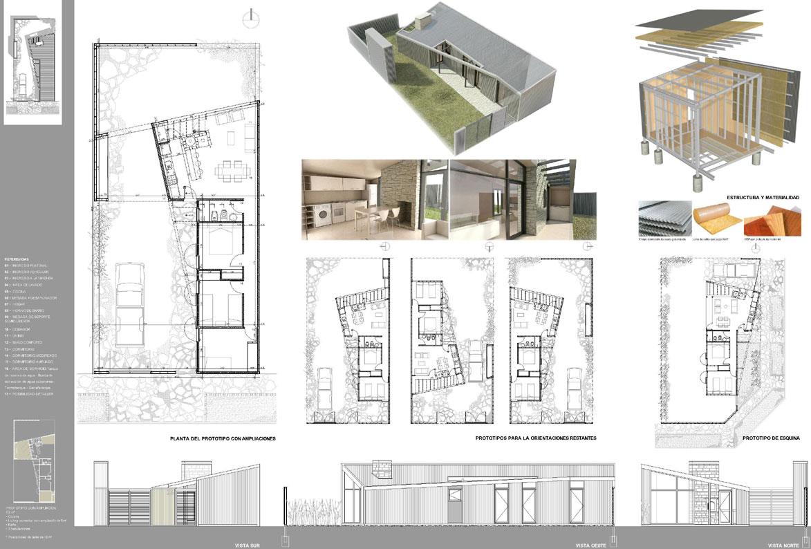 Proyectos zb arquitectura - Proyecto de casas ...